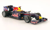 Renault F1 red bull rb5 no.14 m.webber f1 saison 2009