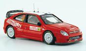Citroen Xsara WRC 2008 no.20 rautenbach senior rally monte carlo