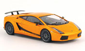 Lamborghini Gallardo Superleggera  orange Kyosho
