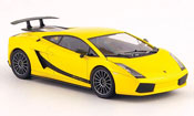 Lamborghini Gallardo Superleggera yellow
