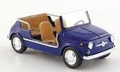 Fiat 500   Jolly blue Spark