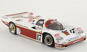 Porsche 962 1986 No.17 Fortuna 24h Le Mans