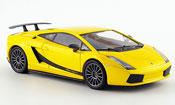 Lamborghini Gallardo Superleggera yellow