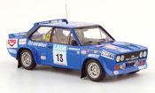 Fiat 131 Abarth No.13 Rally Finnland 1977