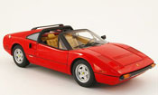 Miniature Ferrari 308 GTS  rouge