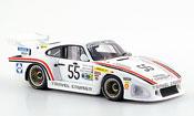 Porsche 935 1981  K 3 No.55 Vierter Platz 24h Le Mans Spark