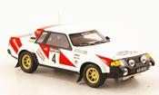 Toyota Celica   2000 gt no.4 sieger rallye neuseeland 1982 Bizarre 1/43