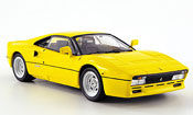 Ferrari 288 GTO  jaune Hot Wheels Elite