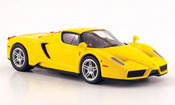 Ferrari Enzo   giallo Hot Wheels Elite