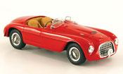 Ferrari 166 MM barchetta rosso