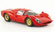 Ferrari 330 P4 rosso