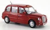 Austin TX4 miniature Taxi  rouge