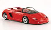 Ferrari Mythos mythos spider rosso
