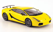 Gallardo Superleggera jaune