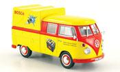 Volkswagen Combi t1 doppelkabine yellow red bosch 1964