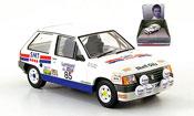 Opel Nova miniature Sport 1300 Gr.A Schott. Rallymeisterschaft 1986