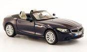 Bmw Z4 miniature E89 Roadster  bleu 2009