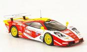 F1 GTR No.40 EMI 24h Le Mans 1998
