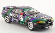 Nissan Skyline R32 miniature GT R Gr.A No.87 HKS 1993