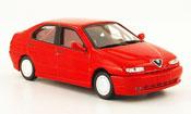 Alfa Romeo 146 presentation red 1997
