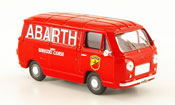 Fiat 600   T Assistance Racing Abarth 1970 Pego