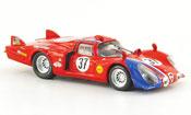 Alfa Romeo 33.2 1968 c no.37 pilette slotemakers 24h le mans