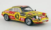 Porsche 911   S No.42 Brandt RTL 24h Le Mans 1972 Spark 1/43