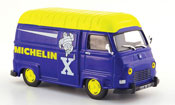 Estafette blue yellow michelin
