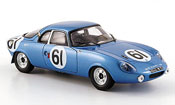 Renault Rene Bonnet miniature djet no.61 24h le mans 1962