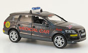 Audi Q7   Medical Car Schuco