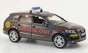 Audi Q7 miniature Medical Car