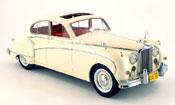 Jaguar MK 9 white lhd 1960