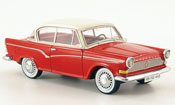 Borgward Arabella de Luxe red white 1960