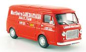 Miniature Marlboro Fiat 238 marlboro rennservice kasten 1975