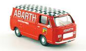 Fiat 900 T Abarth Rennservice Kasten 1979