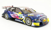 Audi A4 miniature DTM no.2 red bull m.tomczyk stw 2008