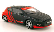 Volkswagen Scirocco GTI yokohama cesam  pts salon paris 2009