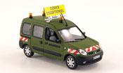 Renault Kangoo miniature armee francaises begleitfahrzeug 2003