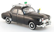 Renault Fregate miniature berline taxi paris 1958