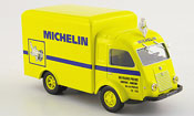 Renault Galion yellow michelin