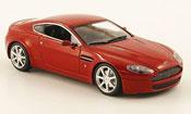 Aston Martin V8 miniature Vantage rouge 2005