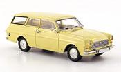Ford Taunus 1962 12 M (P 4) Turnier beige