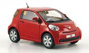 Toyota IQ miniature rouge 2009