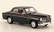 Volvo 121 miniature Amazon grise 4 turig 1966