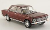Fiat 130 Berlina  red 1969