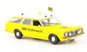 Ford Taunus 1970 (TC) Turnier yellow ADAC
