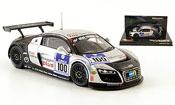Audi R8 2009 LMS No.100 Top Service 24h Nurburgring