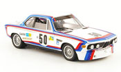 Bmw 3.0 CSL No.50 Amon Stuck 24h Le Mans 1973
