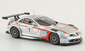 Mercedes SLR McLaren 722 GT (R 199) No.1 SLR Club Trophy 2008