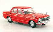Nissan Skyline miniature Prince 2000 GTB rouge 1965